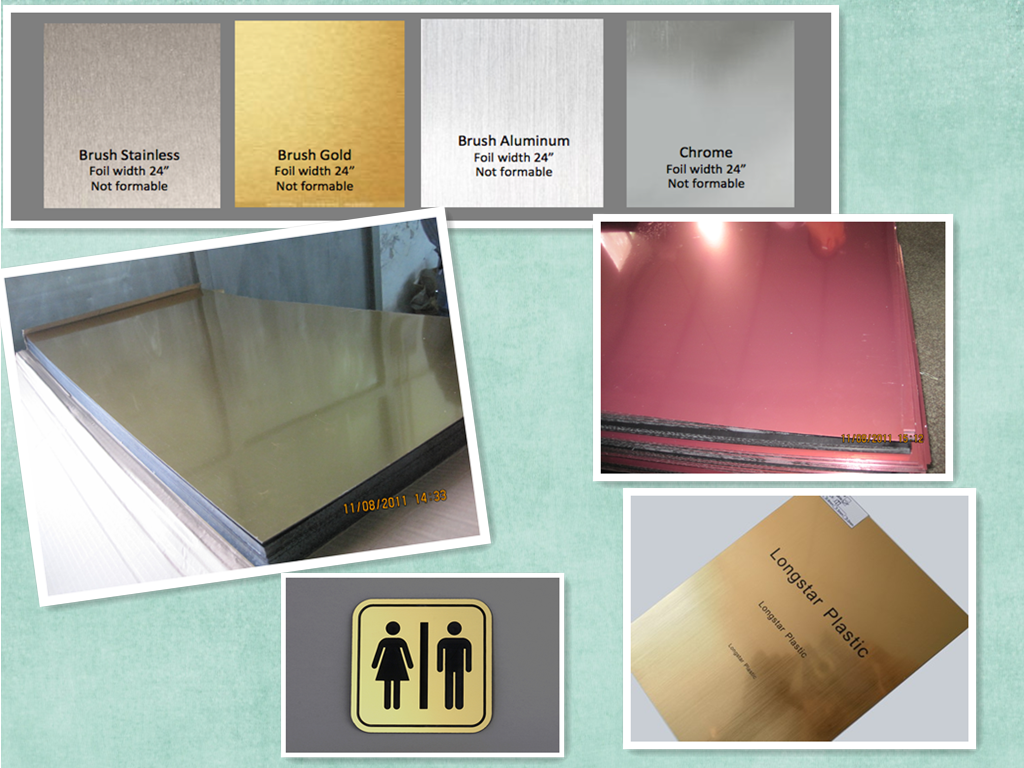 ABS Double Color Plastic Sheet -Ken Qing International